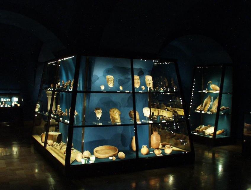 Wystawa Starożytny Egipt fot. Agnieszka Susuł