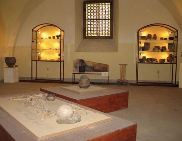 Wystawa Garncarstwo Prehistoryczne fot. Janusz Bober