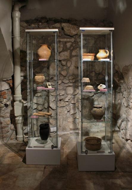 Dzieje najstarsze i stare gmachu Muzeum Archeologicznego w Krakowie fot. Agnieszka Susał