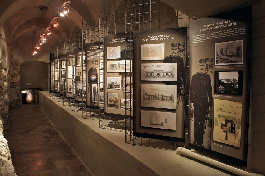 Dzieje najstarsze i stare gmachu Muzeum Archeologicznego w Krakowie fot. Agnieszka Susuł