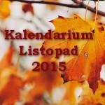 Kalendarium – Listopad 2015