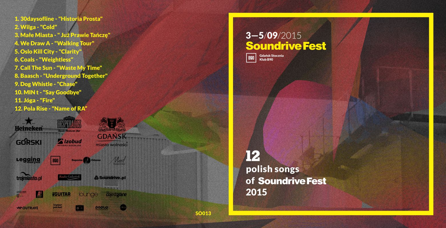 12 polish songs of Soundrive Fest 2015_cover (2)