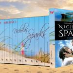 """Kolekcja powieści Nicholasa Sparksa """"Wszystkie odcienie miłości"""""""