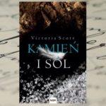 """Jak daleko posuniesz się by przeżyć? – Victoria Scott """"Kamień i sól"""""""