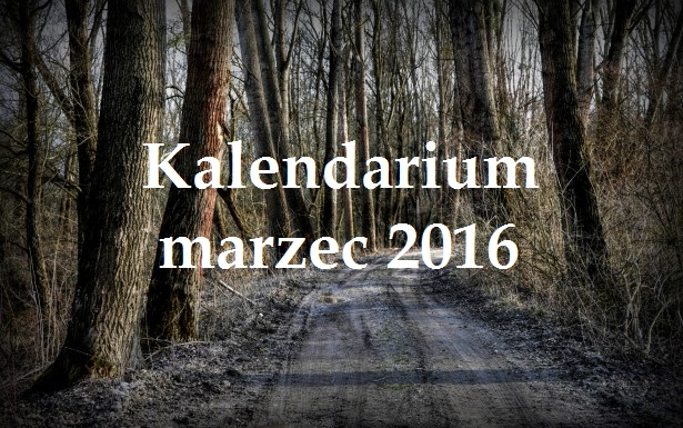 kalendarium marzec