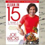 """""""Lean in 15"""" – zdrowe gotowanie w 15 minut!"""