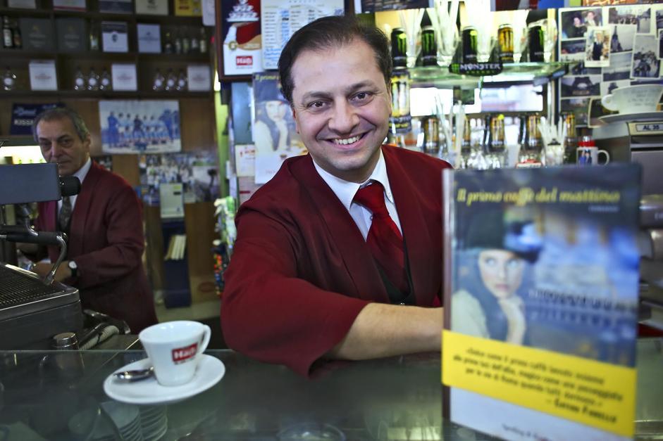Diego Galdino - Scrittore Barista - fotografo: Benvegnù - Guaitoli