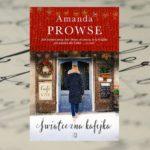 """W zaśnieżonym Edynburgu… – """"Świąteczna kafejka"""" Amandy Prowse"""