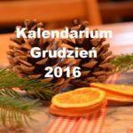 Kalendarium – grudzień 2016