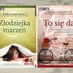 Książki Anny Sakowicz w wersji audio