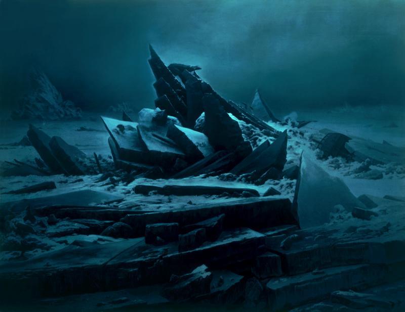 """""""Morze lodu"""""""