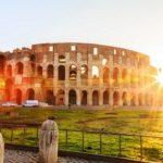 Romantyczny weekend w Rzymie