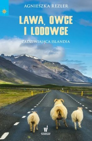 lawa, owce i lodowce