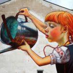 Street art w polskich miastach