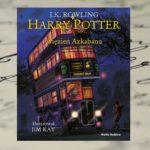 Trzeci rok Harry'ego Pottera w Hogwarcie - wersja ilustrowana