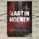 """""""Klincz"""" Martin Holmen - pierwszy tom z Harry'm Kvistem"""