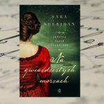 """Intryga z czekoladą w tle – """"Na gwiaździstych morzach"""" Sara Sheridan"""