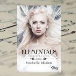 """Witamy w świecie greckich bogów – """"Elementals. Proroctwo cieni"""" Michelle Madow"""