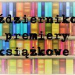 Październikowe premiery książkowe