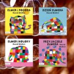 Słoń Elmer w wersji dla 2-latków