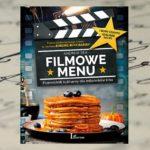 """Andrew Rea """"Filmowe menu. Przewodnik kulinarny dla miłośników kina"""""""