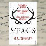 """""""STAGS"""" M. A. Bennett"""
