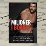 Milioner i bogini – Vi Keeland, Penelope Ward [patronat medialny]