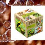 "Puzzle ""Ptaki 3w1"""