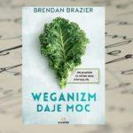 """Weganizm daje moc"" Brendan Brazier"