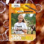 Przygodnik 2019/2020. 366 dni w poszukiwaniu groźnych zwierząt z Nelą