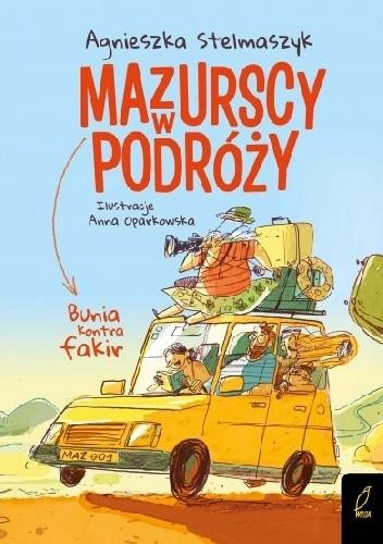 """""""Mazurscy w podróży"""" tom 1"""