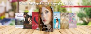 Książki Beaty Majewskiej wydane w 2019 r.