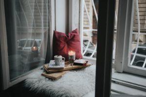 zimowy relaks z książką