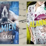 Damien i Alannah. Bracia Slater – L.A. Casey