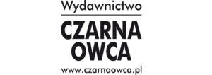 Logo wydawnictwa Czarna Owca