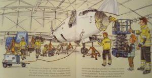 """""""Mam przyjaciela mechanika lotniczego"""" - montowanie silnika w samolocie"""