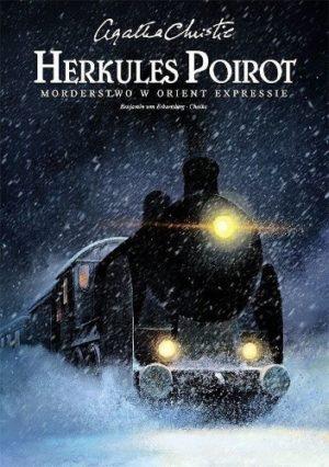 Agatha Christie morderstwo w orient expressie pociąg w nocy zamieć śnieżna