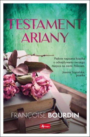 Testement Ariany – Franҫoise Bourdin