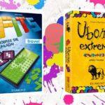 FITS Travel i Ubongo Extreme - gry bez prądu cz.1