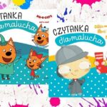 """Seria """"Czytanka dla malucha"""" - Egmont Polska"""