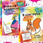 """Seria """"Wodne kolorowanie"""" - Egmont Polska"""