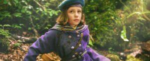 Dixie Egerickx w roli Mary Lennox