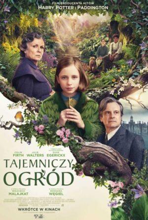 Tajemniczy ogród - plakat filmowy