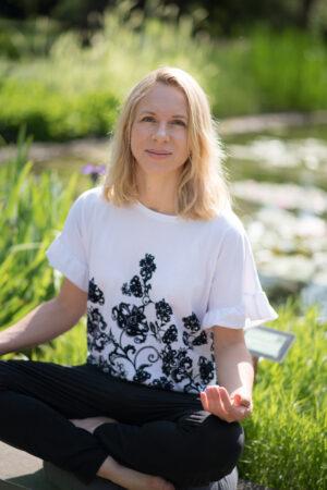 Mindfulness na powietrzu - Joanna Nogaj