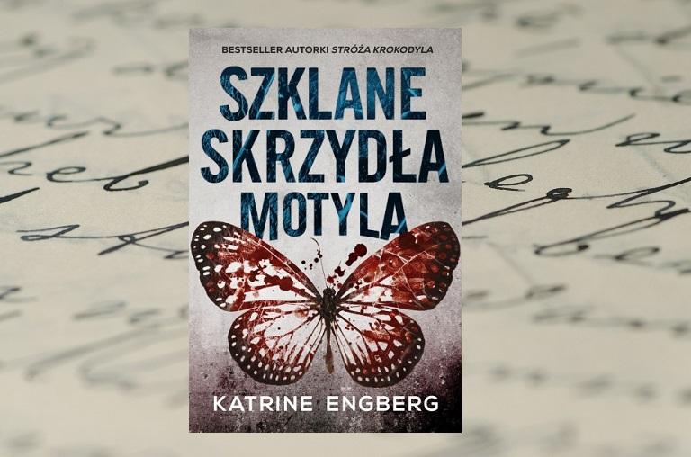 szklane skrzydła motyla