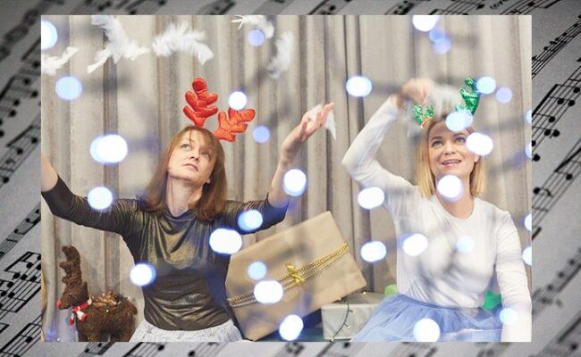 Melokoncert - zdjęcie główne - Basia Habisiak i Tatiana Szafraniec