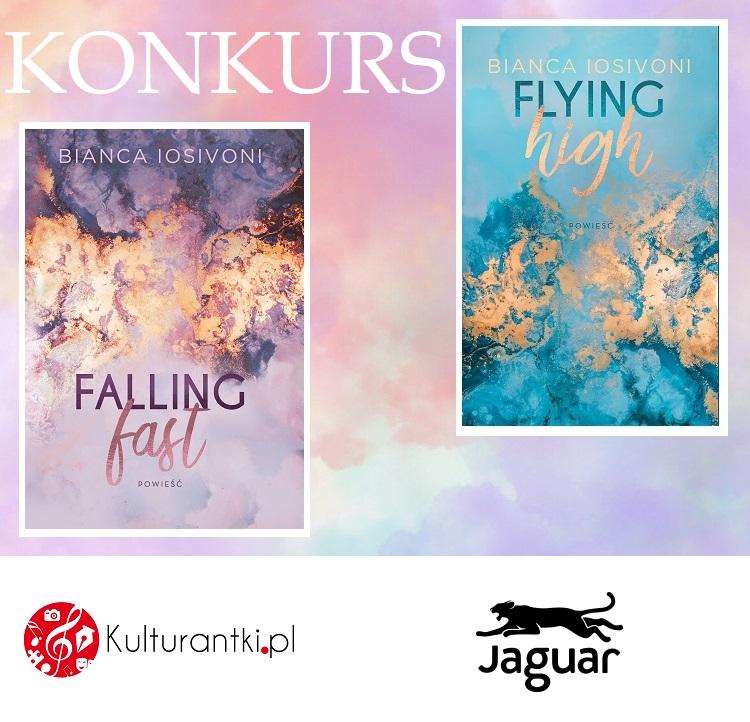 falling fast i flying high