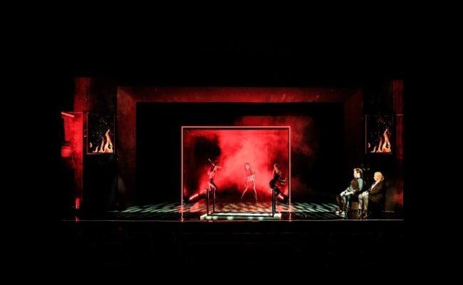Don Juan - zdjęcie główne - scena w piekle